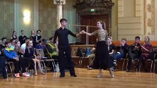 The Camp 2018, Alexey Glukhov and Anastasia Glazunova. 艾力克斯 格盧霍夫 and 安娜斯提亞 葛拉斯諾娃