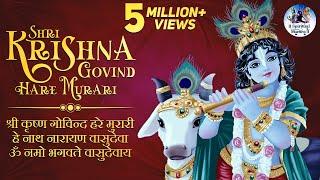 SHRI KRISHNA GOVIND HARE MURARI ~ POPULAR NEW KRISHNA BHAJAN