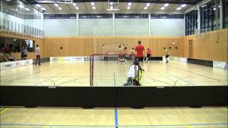 preview picture of video '2014-03-31 Freundschaftsspiel TSV Rangsdorf - SC Potsdam'