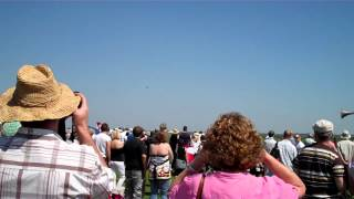 preview picture of video 'Eurofighter Typhoon at Jubilee Airshow 2012, Duxford'