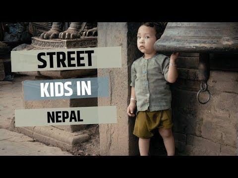 Street Kids - Children of Kathmandu