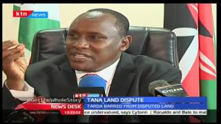 Tarda project barred from disputed land in Gamba area, Tana River