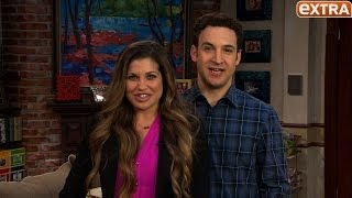 Girl Meets Worlds Ben Savage And Danielle Fishel On Their Celeb Crushes And Secret Talents