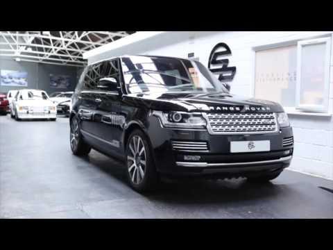 Land Rover  Range Rover  Vogue Внедорожник класса J - рекламное видео 2
