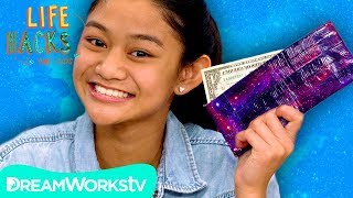 Duct Tape Wallet + Other Tape Hacks | LIFE HACKS FOR KIDS