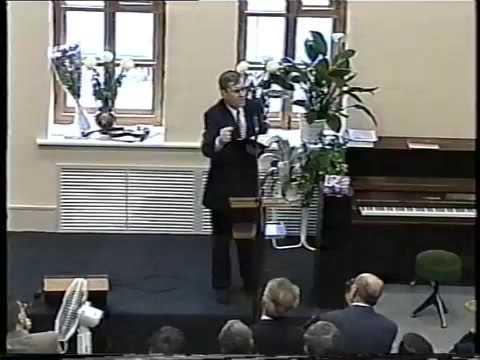 Протестантские церкви проповеди