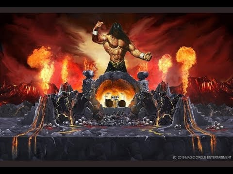 manowar secret of steel 2019