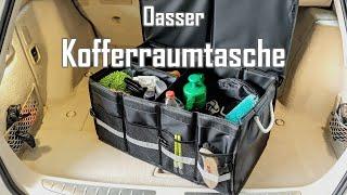 Oasser Kofferraumtasche - Autopflege Tasche - Detailing Bag