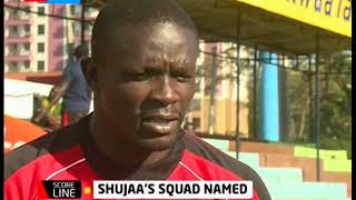 Shujaa's Squad Named | Scoreline