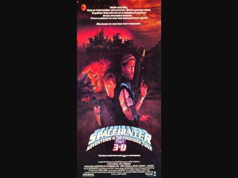 Elmer Bernstein - Spacehunter End Credits