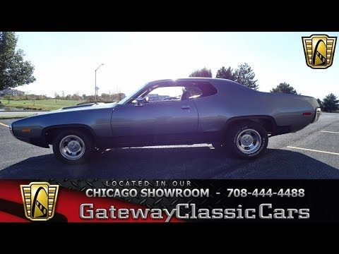 Video of '72 Road Runner - M5IR