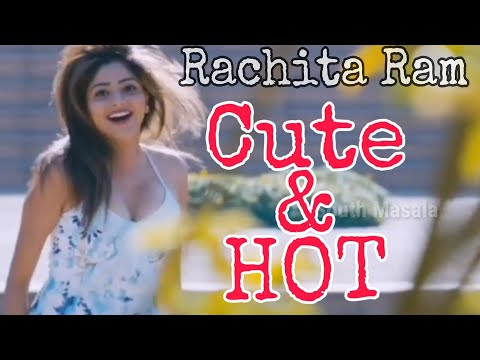 Dimple Queen Rachita Ram Cute And HOT Compilations | Rachita Ram Diaries HD