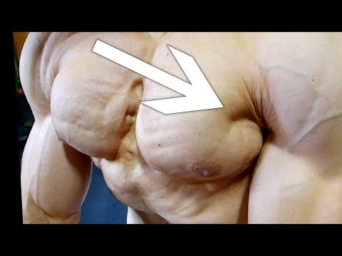 Silikonowe piersi fala