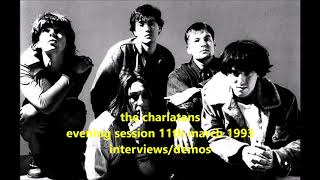 the charlatans - up to our hips demos & interview
