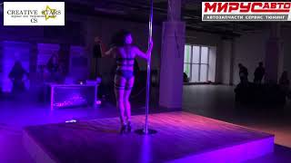 "Кристина Шарм - Pole Dance Exotic - Чемпионат ""МирусАвто 2017 """