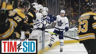 Have Maple Leafs Exorcised Their Playoff Demons Against Bruins? | Tim And Sid