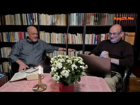 Christer Åberg intervjuar Holger Nilsson om de troendes uppryckande