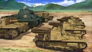 Girls und panzer AMV Gung-Ho