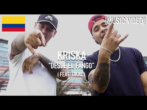 Kriska - Desde El Fango ( Feat. Tikal ) Prod. By A June & JBeat [ Music Video ]