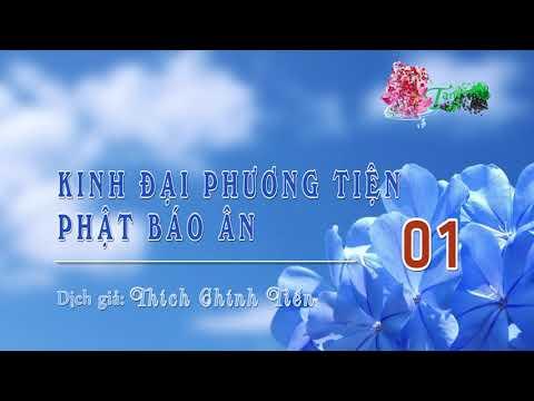 Kinh Đại Phương Tiện Phật Báo Ân -1