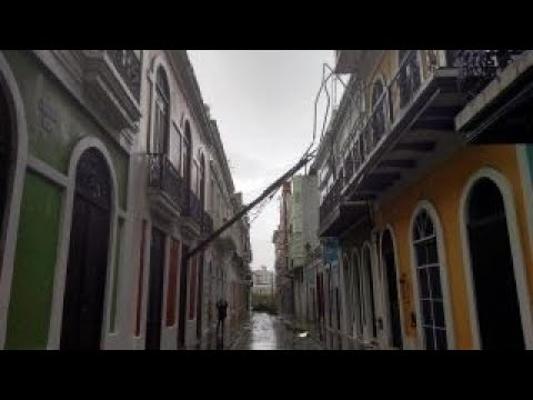 Puerto Rico hit by blackout