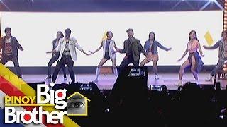 Pinoy Big Brother Season 7 Day 71: Teen Housemates, nagpakitang gilas sa Hashtags concert
