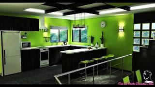 Green Kitchen Paint Colors Best