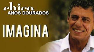 Chico Buarque, Tom Jobim e Paula Morelenbaum cantam: Imagina (DVD Anos Dourados)