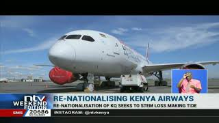 CMA suspends trading in Kenya Airways shares