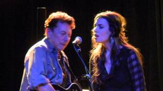 "Joe Ely and Lucette ""Long Black Veil"" 06-11-14 FTC Stage One Fairfield CT"