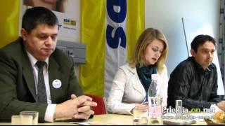 Petra Mlinarič Jager - SDS-ova kandidatka v volilnem okraju Ljutomer