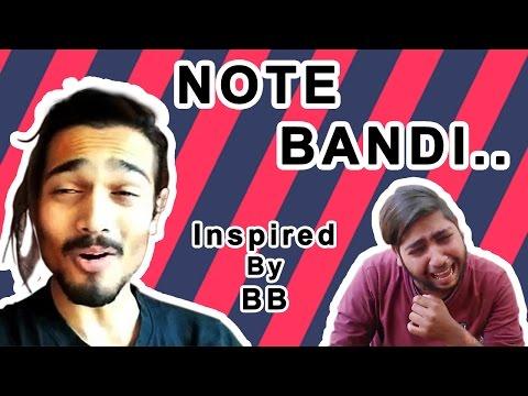 Rs 500 &1000 ki Note bandi hutiyapa bb ki vines Inspired | The Silent Dhamaka