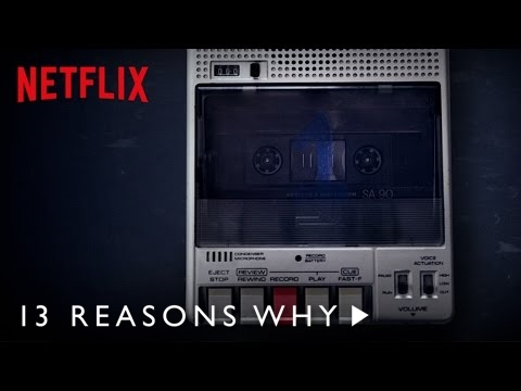 13 Reasons Why Teaser 'Hannah's Monologue'