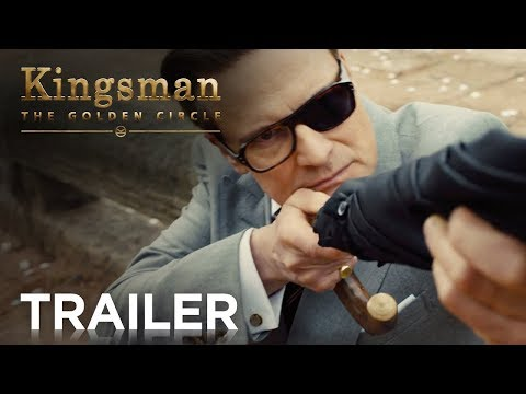 New Official Trailer for Kingsman: The Golden Circle