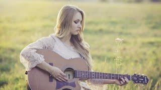 Медленная музыка кантри , акустическая гитара , романтический