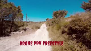 Dji mavic air vs drone Fpv freestyle