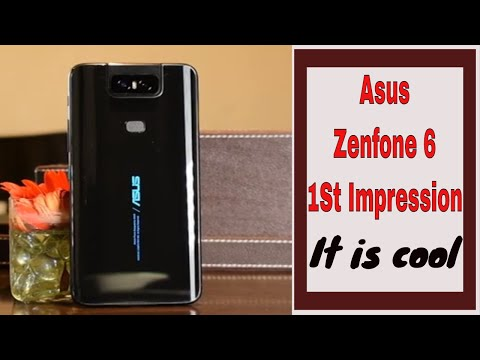 Asus Zenfone 6 1st impression: Looks promising!