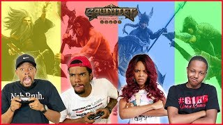 An Unstoppable Team, Not Even DEATH Can Hold Us! - Gauntlet Gameplay