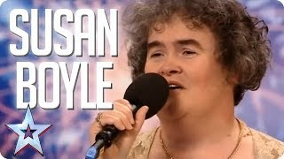 Susan Boyle's First Audition 'I Dreamed a Dream' | Britain's Got Talent