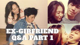 「為什麼分手?」「有女體恐懼嗎?」Ex-Girlfriend Q&A 前女友問與答 PART 1