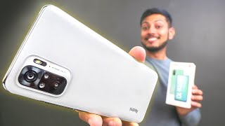 Redmi Note 10 Unboxing and Quick look - Amazing Value !