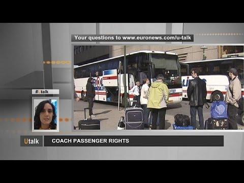Viajar en autocar por Europa - utalk