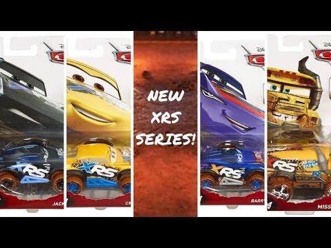 NEW PIXAR CARS 2019 DIECASTS LEAKED! (XRS SERIES)