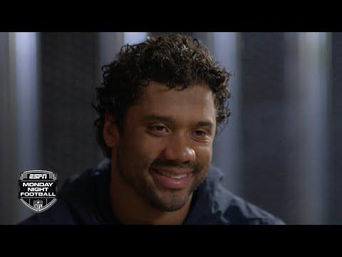 Russell Wilson talks Seahawks adding Josh Gordon and his MVP-caliber season   Monday Night Countdown