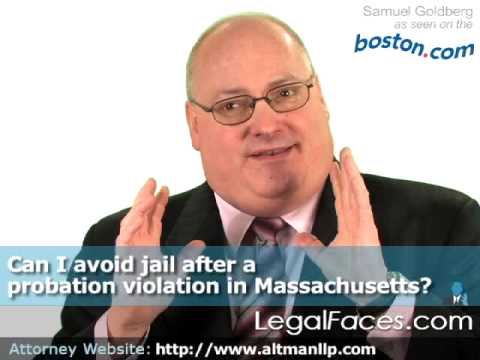 Can I Avoid Jail After A Probation Violation In Massachusetts?