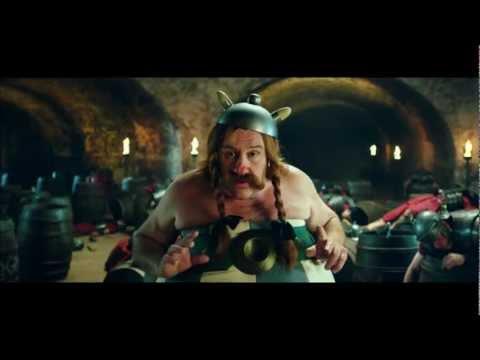 Asterix a Obelix ve službách Jejího Veličenstva - Oficiální Trailer