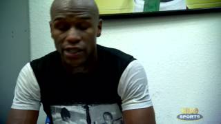 Floyd Mayweather HBO Boxing Ask the Fighter Part 3 3