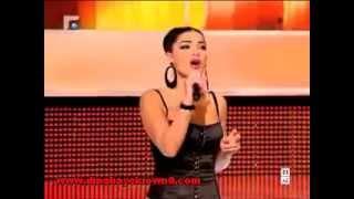 تحميل و مشاهدة دينا حايك القمر بذاته من برنامج طنة وغني 26-8-2012 MP3