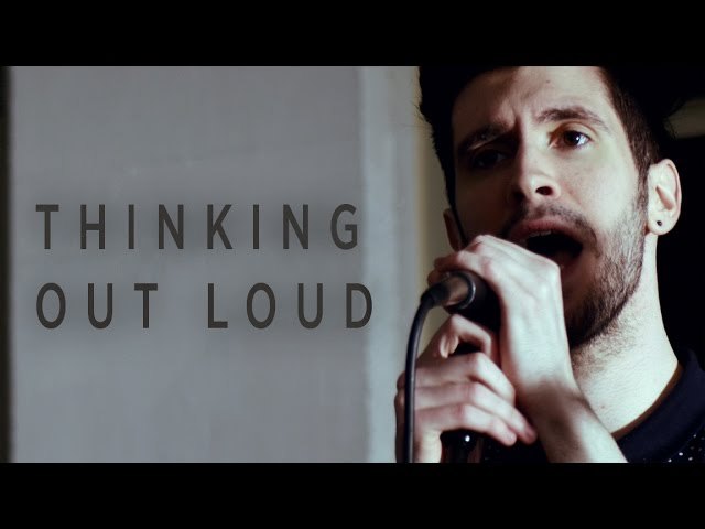 Thinking Out Loud Ed Sheeran Knots Cover ...