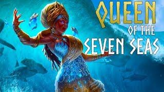 Smite Yemoja Wealth Queen of the Sea Lore & Mythology